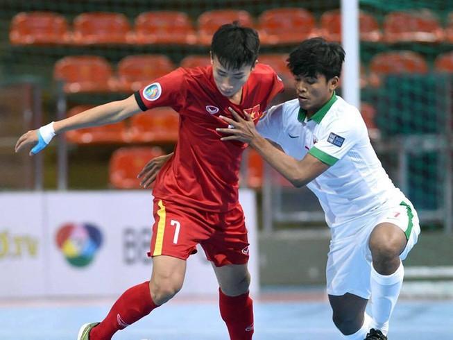 Việt Nam mất chiến thắng trước Indonesia ở 20 giây cuối