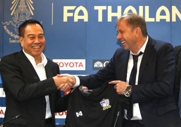 Tuyển Thái Lan đã đạt tầm châu lục