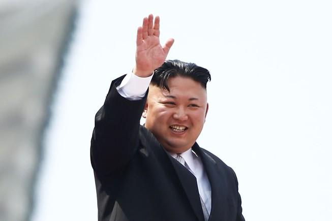 Kim Jong Un là fan MU