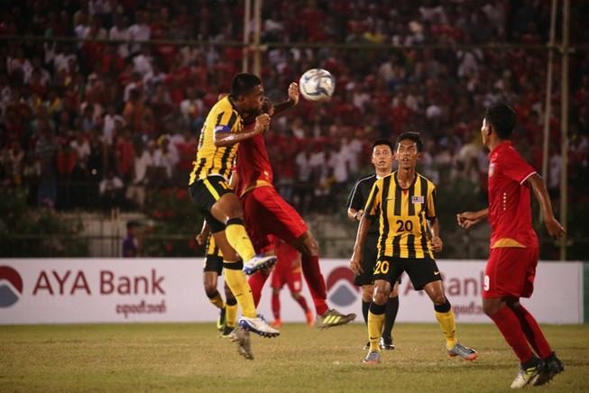Kịch bản SEA Games 29 tái hiện ở U-18 Đông Nam Á
