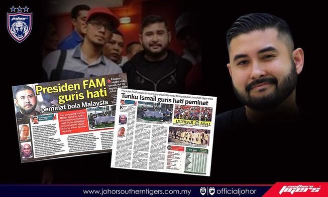 Lỡ lời, chủ tịch LĐBĐ Malaysia bị 'ném đá'
