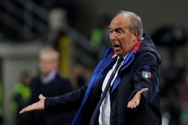 Ý bị loại sốc khỏi World Cup, Buffon bật khóc