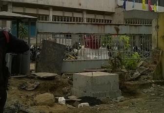 Rơi thang máy công trình của Bộ Quốc Phòng: Năm người chết, một người trọng thương