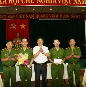 Đà Nẵng: Bắt nhóm trộm tài sản du khách Trung Quốc