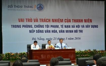 Đà Nẵng đề nghị công an lập Facebook nhận tố giác tội phạm