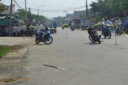 Vụ nổ súng kinh hoàng ở Quảng Nam: Một nghi can ra đầu thú