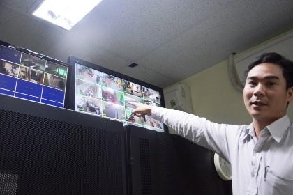 Phá hàng chục vụ án nhờ camera giám sát an ninh