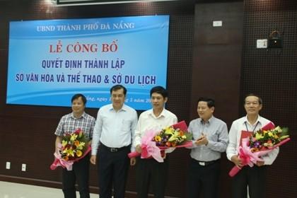 Đà Nẵng thành lập Sở Du lịch