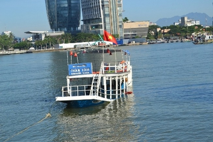 Khởi tố vụ án chìm tàu trên sông Hàn làm 3 người thiệt mạng