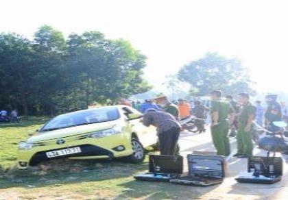 Đón khách lúc rạng sáng, tài xế taxi bị sát hại dã man