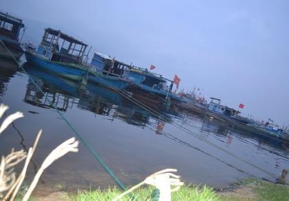 Hai tàu cá của Đà Nẵng bị chìm do bão số 4
