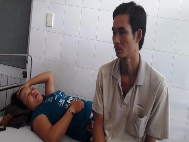 Bảo vệ KCN bị tố đánh người bán hàng rong nhập viện