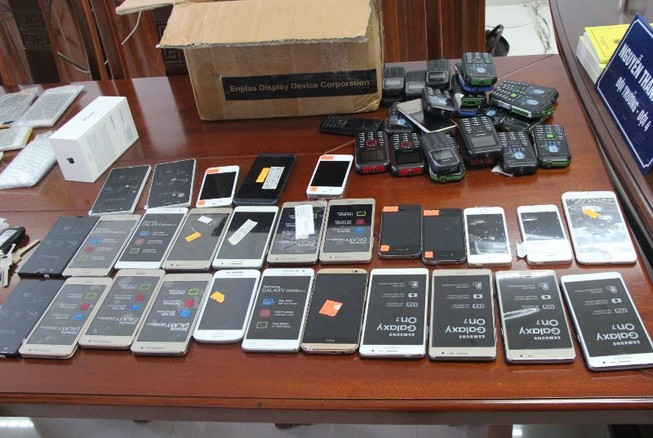 Công an Đà Nẵng bắt hàng chục chiếc iPhone 7 nhập lậu