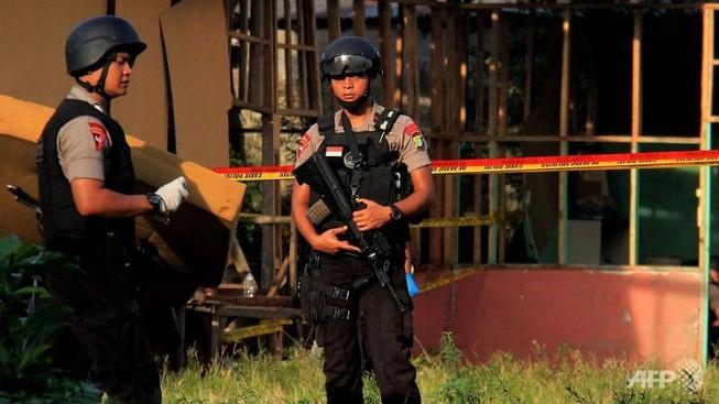 Nổ lớn tại Indonesia làm 4 người bị thương