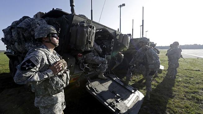 NATO tăng 80% hoạt động gần biên giới Nga
