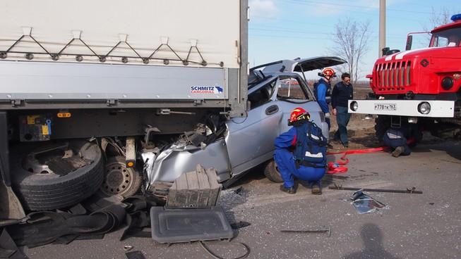 Ba người Việt tử vong do tai nạn xe hơi nghiêm trọng tại Nga