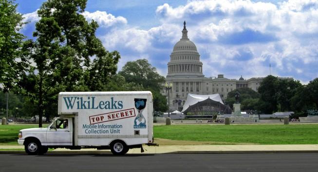 Wikileaks: Mỹ thuê Hollywood để chống Nga?
