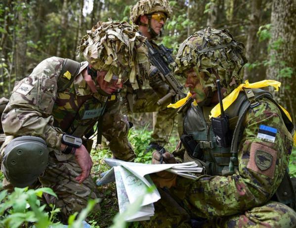 NATO chuẩn bị tập trận 'Vòi rồng' tại Đông Âu