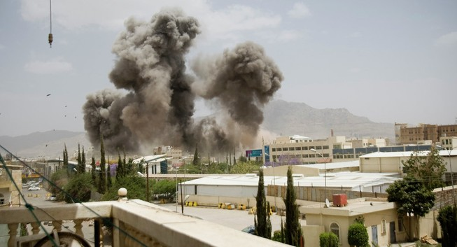 Ả Rập Saudi dùng vũ khí hóa học tại chiến trường Yemen