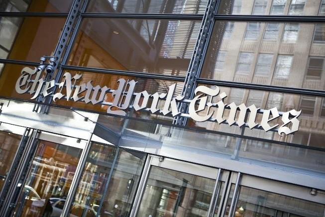 Giải thưởng báo chí Pulitzer 2015: New York Times thắng lớn