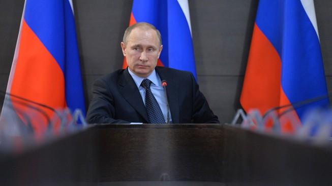 Putin cáo buộc Mỹ từng hỗ trợ khủng bố tại Nga