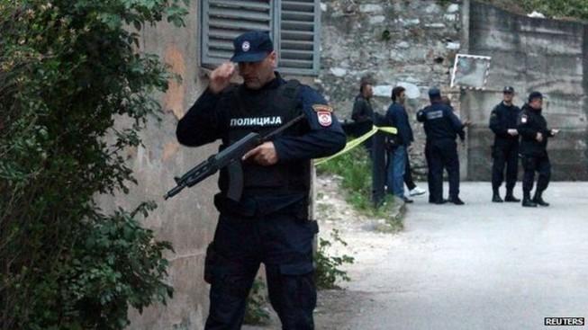 Bosnia: Cảnh sát bị bắn chết ngay tại đồn