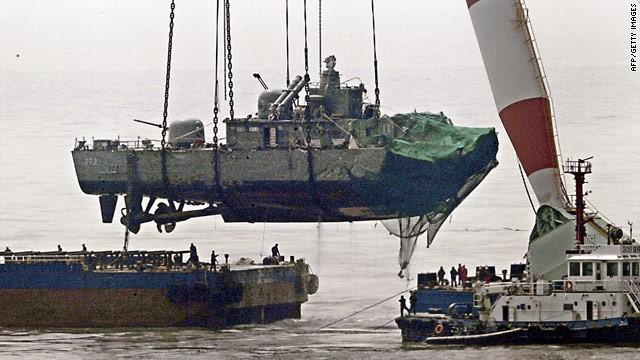 Triều Tiên đe dọa tấn công bất ngờ hải quân Hàn Quốc