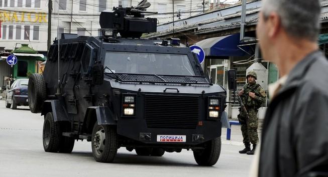 Serbia tăng cường quân đội biên giới Kosovo