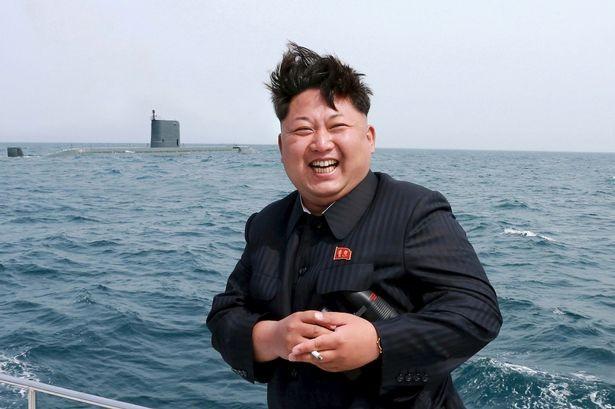 Tàu ngầm tên lửa Triều Tiên đặt Mỹ vào tầm ngắm