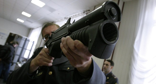 Nga từ chối tham gia Hiệp ước Buôn bán Vũ khí