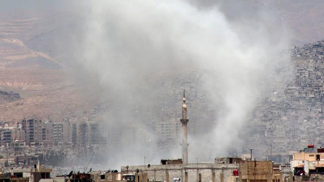 Khủng bố công kích Đại sứ quán Nga tại Damascus