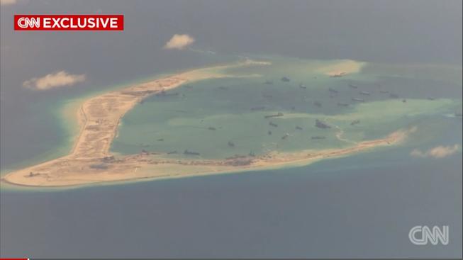 Mỹ tuyên bố sẽ tiếp tục tuần tra các đảo nhân tạo trên Biển Đông