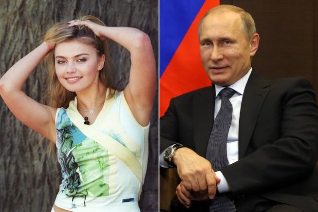 Người tình tin đồn Putin tái xuất, tăng cân 'bất thường'