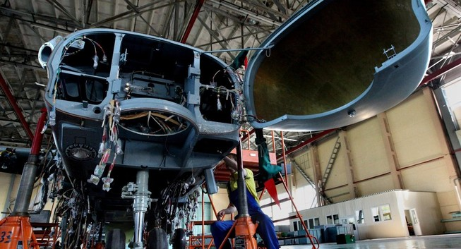 Ukraine tẩy chay dự án trực thăng Nga - Trung