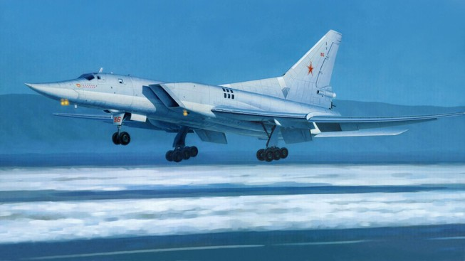 Máy bay ném bom Nga lại 'áp sát' Thụy Điển