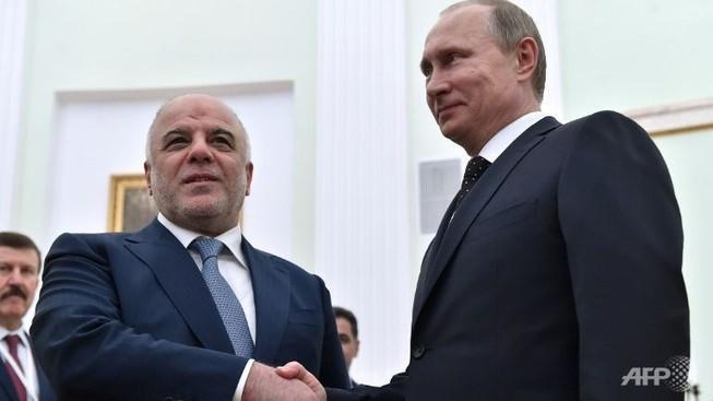 Nga sẽ viện trợ Iraq chống lại khủng bố IS