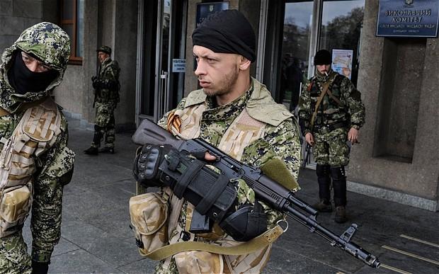 Lãnh đạo cấp cao lực lượng miền đông Ukraine bị sát hại