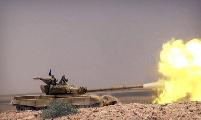 IS thảm sát 400 người ở thành phố Palmyra