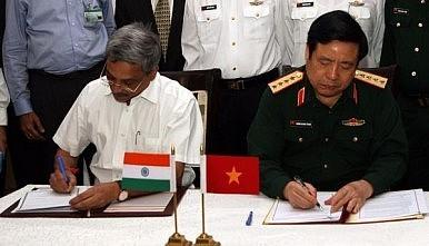 Ấn Độ - Việt Nam ra Tuyên bố chung về Tầm nhìn quốc phòng 2020