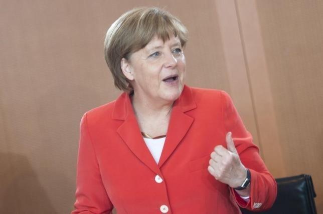 Angela Merkel lại dẫn đầu danh sách những phụ nữ quyền lực