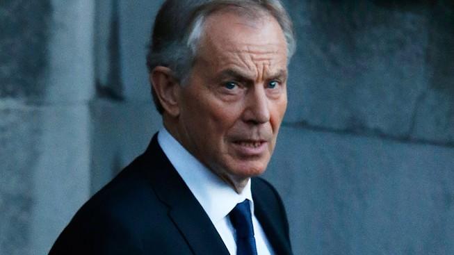Cựu thủ tướng Anh từ chức Đặc phái viên hòa bình Trung Đông