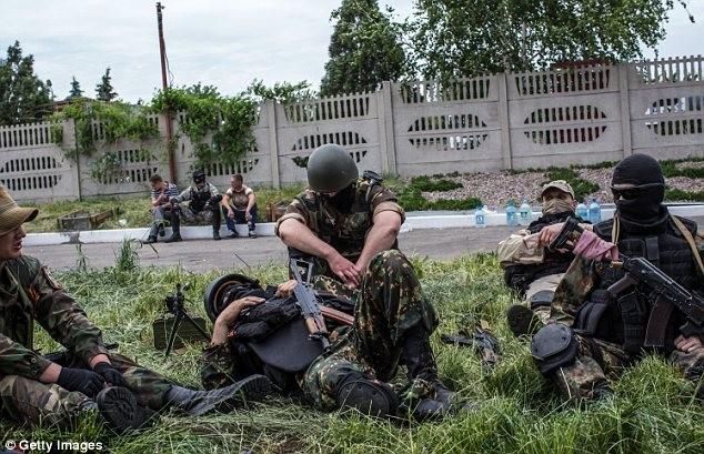 Moscow bỏ mặc binh sĩ tại Ukraine?