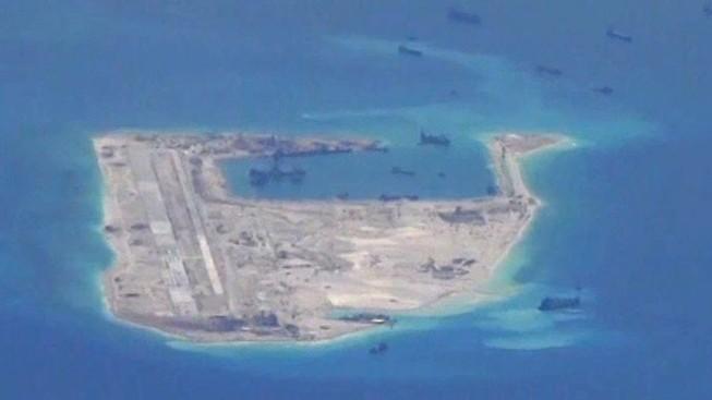 EU - Nhật Bản tuyên bố quan ngại trước hành động của Trung Quốc