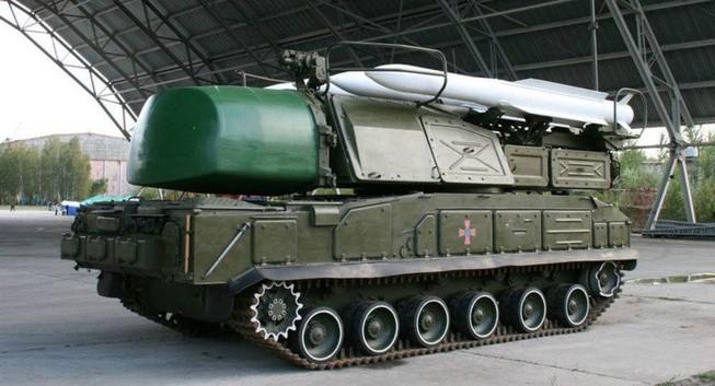 Bằng chứng Kiev sở hữu tên lửa nghi bắn rơi MH17
