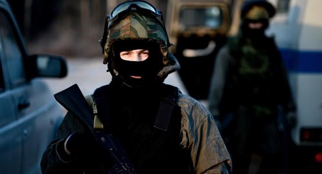 Nga phát hiện kho chứa 200kg chất nổ của khủng bố