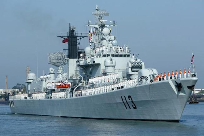 Trung Quốc tập trận gần Đài loan và Philipiines