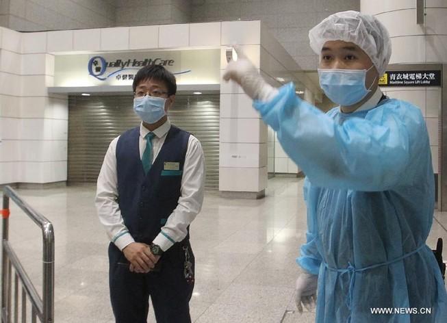 Trung Quốc ngưng cách ly 75 người nghi nhiễm MERS