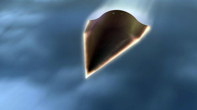 Trung Quốc thử phương tiện siêu thanh có đầu đạn hạt nhân