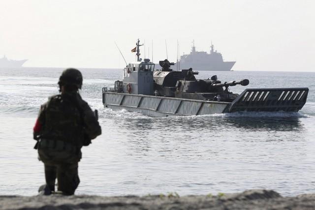 NATO triển khai 25.000 quân tại Địa Trung Hải
