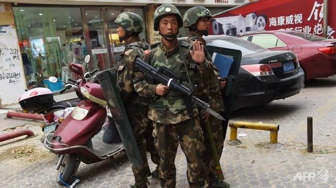 Tấn công đẫm máu ở Tân Cương, 18 người tử vong